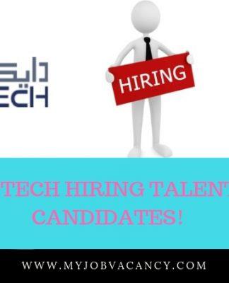 Dicotech Qatar Jobs