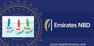Emirates NBD Latest Jobs
