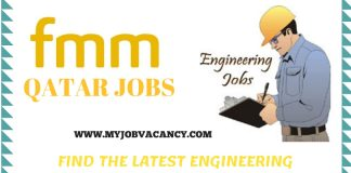 FMM Qatar Job Openings