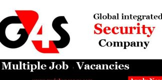 G4S Latest Job Vacancies
