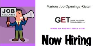 GET Qatar Company Jobs