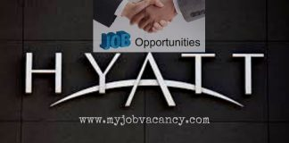 Hyatt Latest Job Vacancies