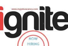 Ignite Selection Job Vacancies