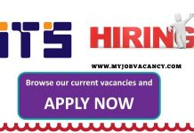 ITS Kuwait Job Vacancies