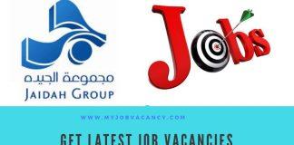 Jaidah Qatar Jobs