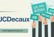 JCDecaux Latest Job Vacancies