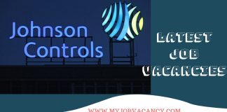 Johnson Controls Jobs