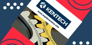 Kentech Latest Job Opportunities
