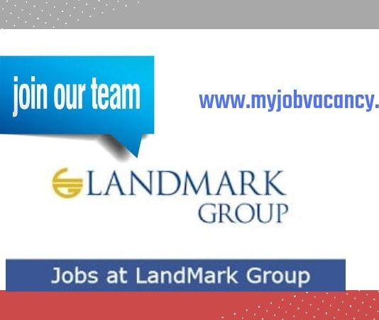 Landmark Group Job Opportunities