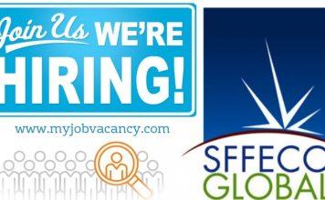 Latest SFFECO Global Jobs