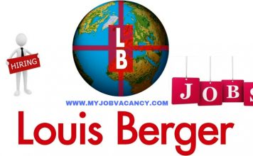 Louis Berger Job Vacancies