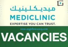 Mediclinic Latest Job Opportunities