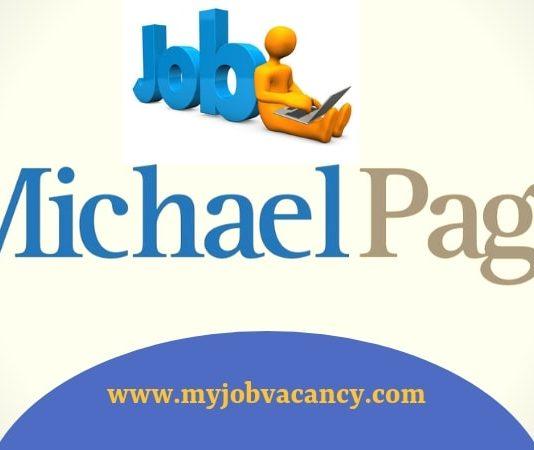 Michael Page Job vacancies