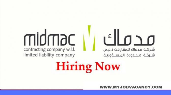 Latest Midmac Jobs