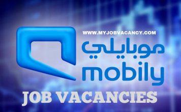 Mobily Job Vacancies