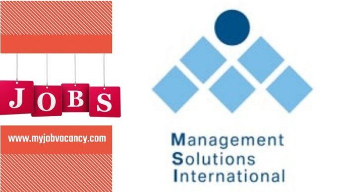 MSI Qatar Job Vacancies