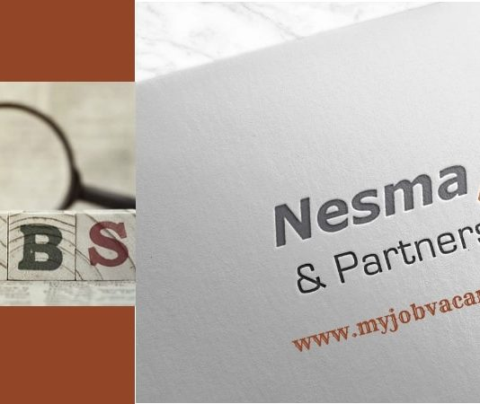 Nesma Latest Job Opportunities