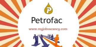 Petrofac Latest Job Vacancies