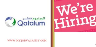 Qatalum Job Vacancies
