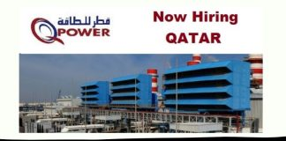 Qatar Power Job Vacancies