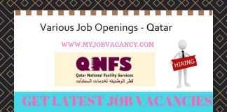 QNFS Qatar Job Vacancies