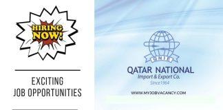 QNIE Qatar Jobs