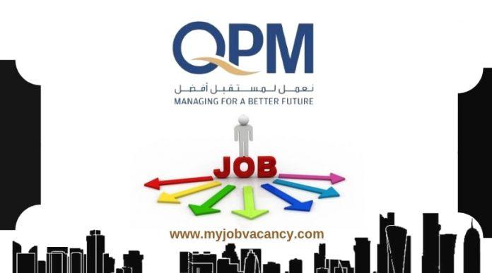 QPM Latest Job Vacancies