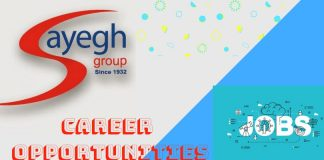 Sayegh Job Vacancies