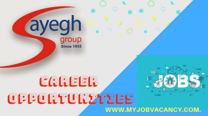 Sayegh Job Vacancies