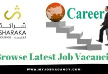 Sharaka Holdings Job Openings