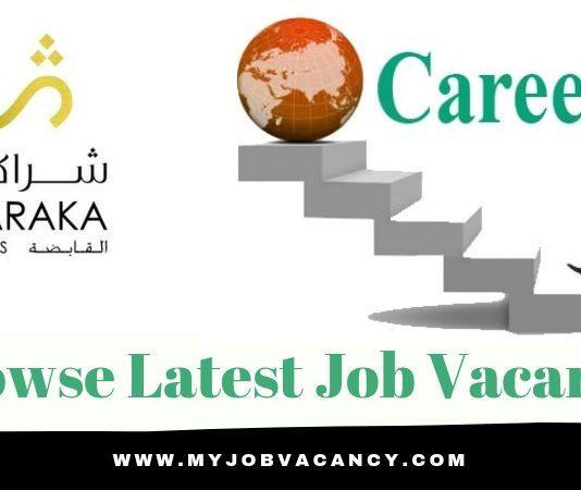 Sharaka Holdings Job Openings