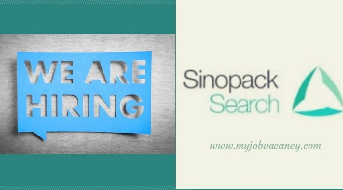 Sinopack Latest Job Opportunities
