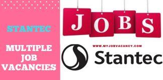 Latest Stantec Jobs