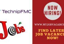 TechnipFMC Job Vacancies