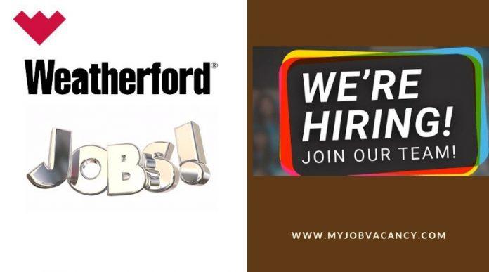 Weatherford Job Vacancies