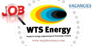 WTS Energy Job Vacancies