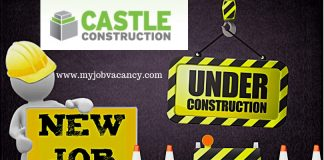 CASTLE Construction Dubai Jobs