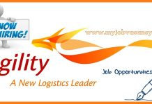 Agility Latest Job Vacancies