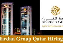 Alfardan Group Latest Jobs