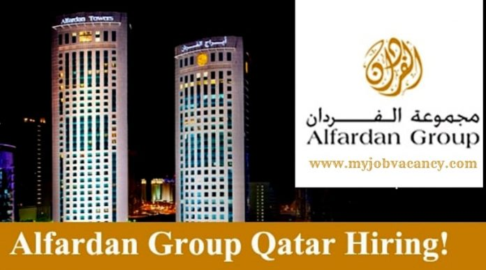 Alfardan Group Latest Jobs
