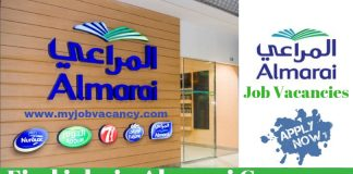 Almarai Group saudi Jobs