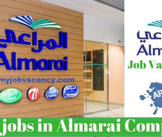 Almarai Group saudi Jobs