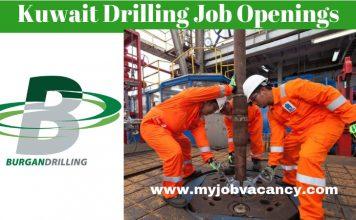 Burgan Drilling Kuwait Jobs
