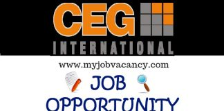 CEG International Job Openings