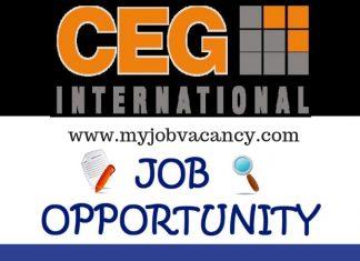 CEG International Job Openings
