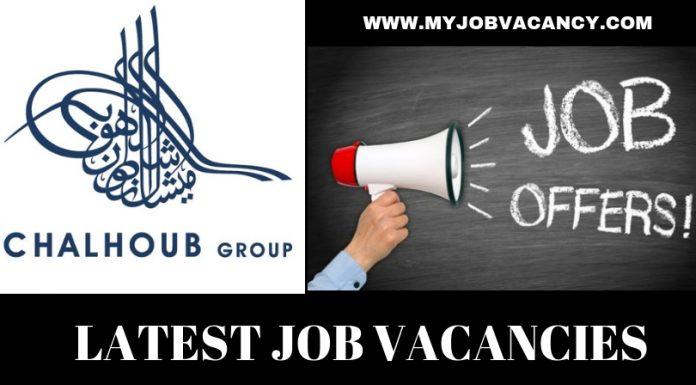 Chalhoub Group Job Openings