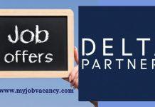 Delta Partners Latest Jobs