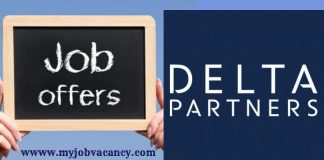 Delta Partners Latest Jobs