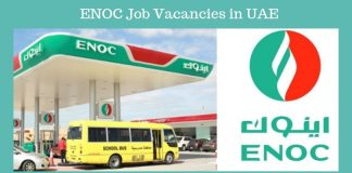 ENOC Latest Job Opportunities