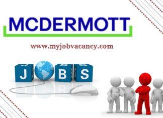 McDermott Latest Job Vacancies